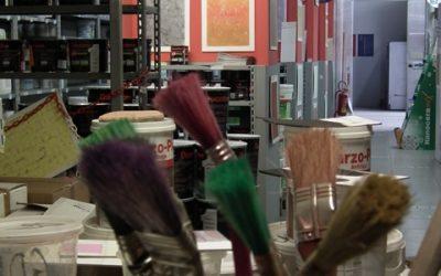 Colorificio: Pennelli, Colori e Decorativi