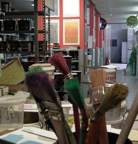 Colorificio a Padova: Pennelli, Colori e Decorativi