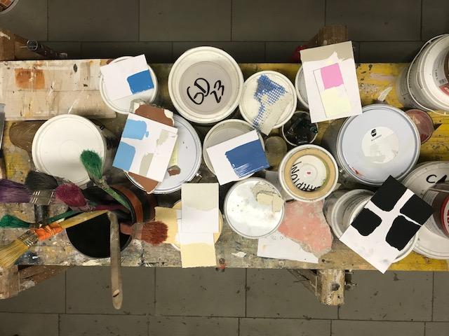 Colorificio a Padova: Pennelli, Smalto, Intonaco. Colori su misura