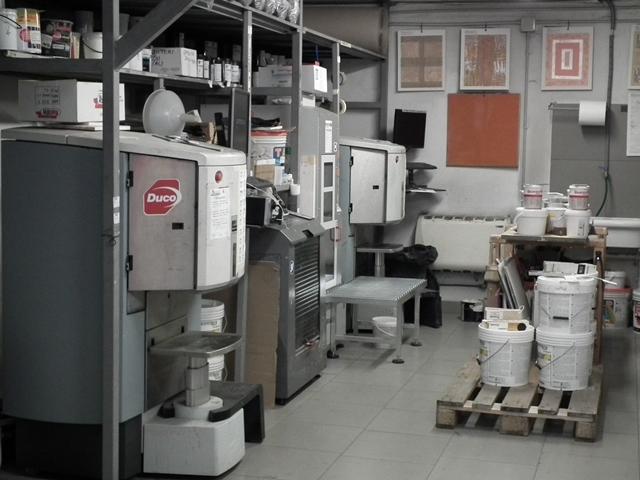 Colorificio a Padova con Tintometro e Spettrofotometro