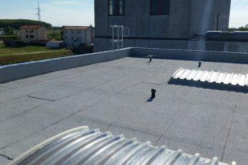 Installazione Linea Vita e Impermeabilizzazione Tetto