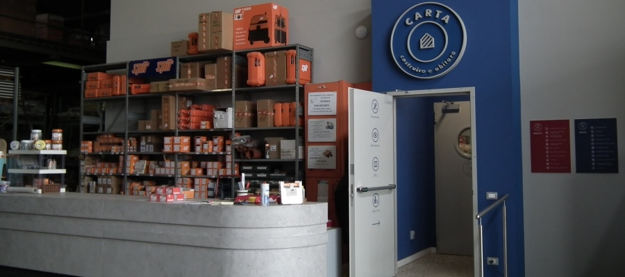 Carta Costruire e Abitare - Magazzino Materiali Edili e Ferramenta a Padova