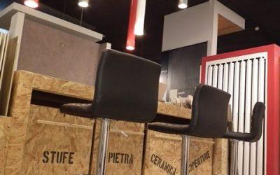 Sala Mostra: Finiture di Interni