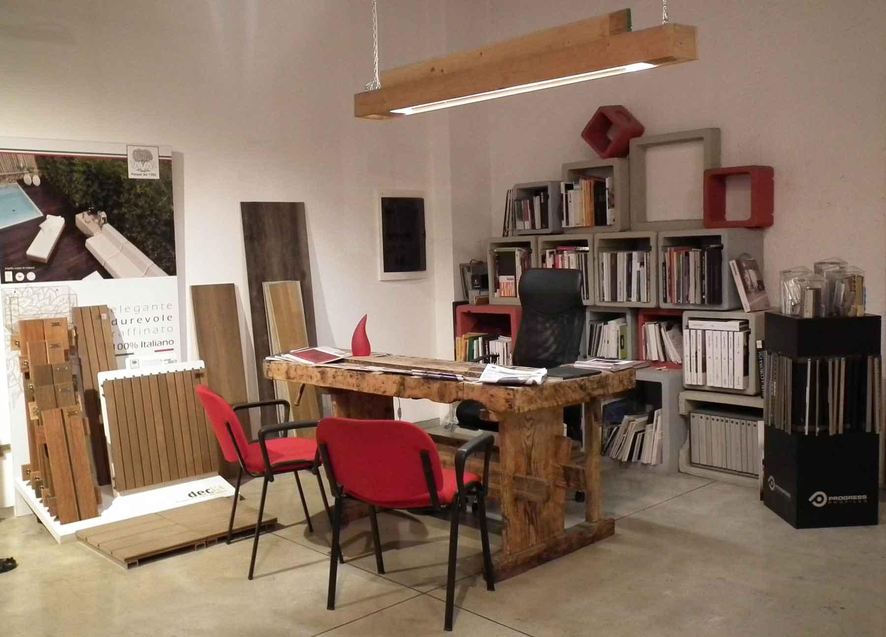 Sala Mostra: Finiture Interni - Carta Edilizia