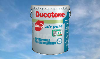 Ducotone Air Pure - Pittura Anti-Inquinamento Duco