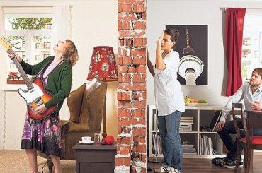 Isolamento acustico. Insonorizzare le pareti per bloccare il rumore dei vicini di casa