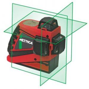 Autolivello laser 3D Verde Metrica