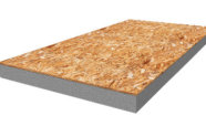 Pannello OSB accoppiato con EPS additivato con grafite per isolamento termico Neowood