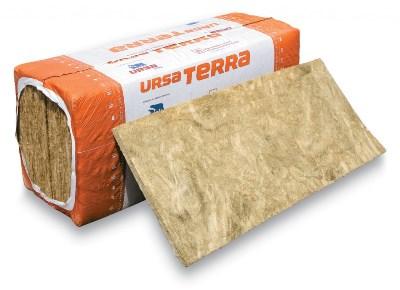 Pannello isolante in lana minerale per isolamento termico intercapedine pareti Terra66