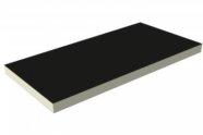 Pannello isolante in poliuretano espanso per isolamento termico coperture Pu B
