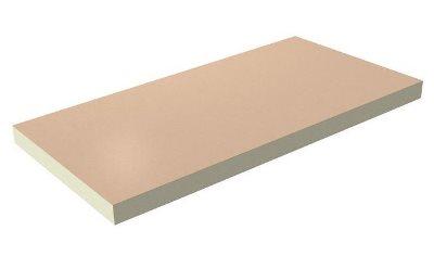 Pannello isolante Stiferite GT in poliuretano espanso per isolamento termico pavimenti o pareti