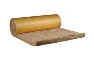 Rotolo lana di vetro con carta Kraft per isolamento sottotetto TI 212
