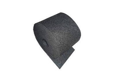 Striscia sottoparete in gomma per isolamento acustico dampstrip
