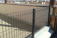Pannello per recinzione modulare Barent verniciato antracite