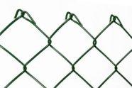 Rete a maglia sciolta verde maglia 50x50 mm per recinzioni