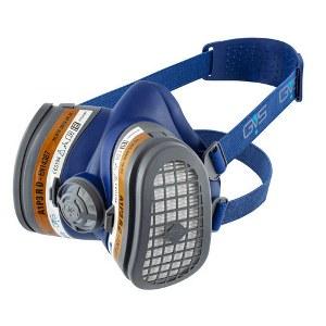 Maschera Elipse A1P3 GVS filtri combinati per gas e vapori, polveri e nebbie - Ferramenta e DPI a Padova