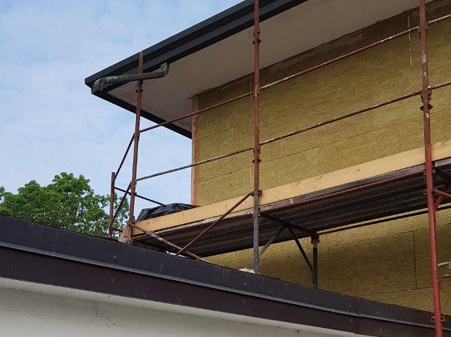 Paraspigoli in PVC per cappotto termico esterno