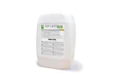 Additivo elasticizzante a base lattice Top Latex Eco bianco 8 kg per adesivi minerali