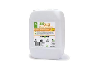Fissativo naturale Biocalce Silicato Consolidante