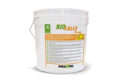 Fondo a calce riempitivo uniformante Biocalce Fondo 14 l ad effetto grana fine