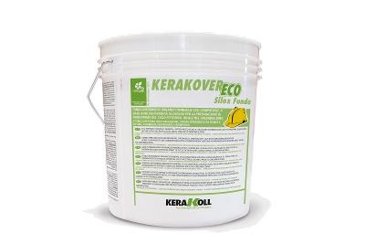 Fondo intermedio silossanico traspirante Kerakover Eco Silox Fondo