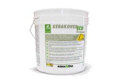 Intonachino acril-silossanico Kerakover Eco Kompact Fine e Medio