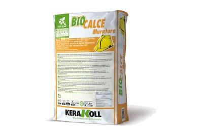 Malta naturale di calce Biocalce Muratura 25 kg