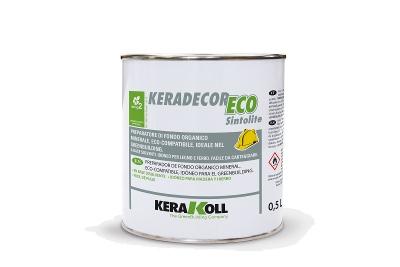 Preparatore di fondo riempitivo Keradecor Eco Sintolite per legno e ferro