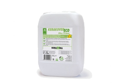 Primer fissativo consolidante acril-silossanico traspirante Kerakover Eco Silox Primer