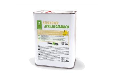 Protettivo idrorepellente consolidante Kerakover Acrilsilossanico 5 l